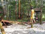 Balikpapan-wobbly bridge
